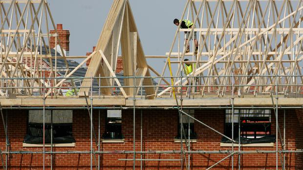 Northern Ireland builders face a lack of bricks as production of the essential material fails to keep up with a revival in house-building, it has been claimed