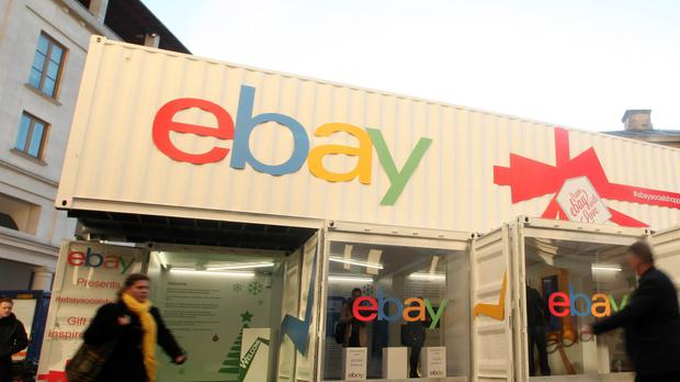 eBay bought online payments firm PayPal in 2002 but the partners were split in July last year