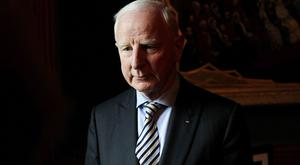 Police said Pat Hickey plotted with businessmen to transfer tickets illegally to a vendor who was not authorised to sell them