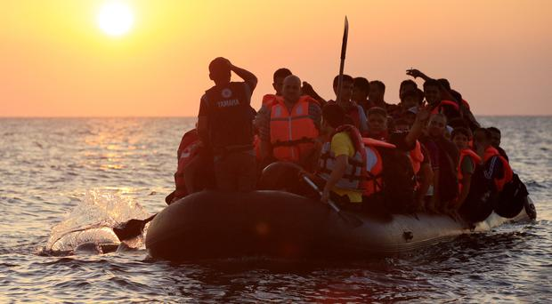 Irish naval personnel are to be given a medal for helping save migrants in the Mediterranean