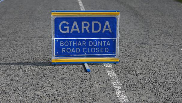 A motorist in his early 60s has been killed in a road accident