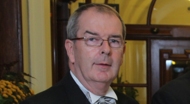 Plea: Padraig Cribben of the Vintners Federation has called for a reduction in alcohol excise duty
