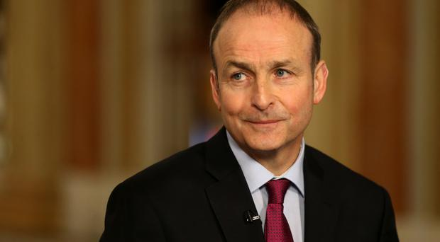 Micheal Martin hit out at media for predicting Fianna Fáil demise