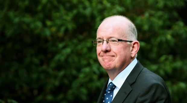 Foreign Minister Charlie Flanagan