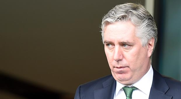 JOhn delaney stated he had no role or involvement in the Olympic Council of Ireland's handling of tickets for the recent Rio games
