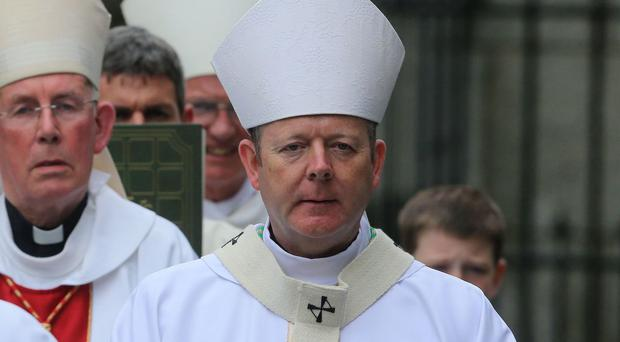 Archbishop Eamon Martin said that from a moral point of view there was no such thing as limited abortion