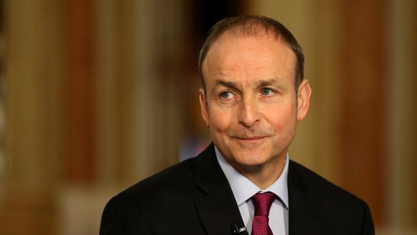 Fianna Fail leader Micheal Martin has paid tribute to former government minister Bobby Molloy, who has died at 80