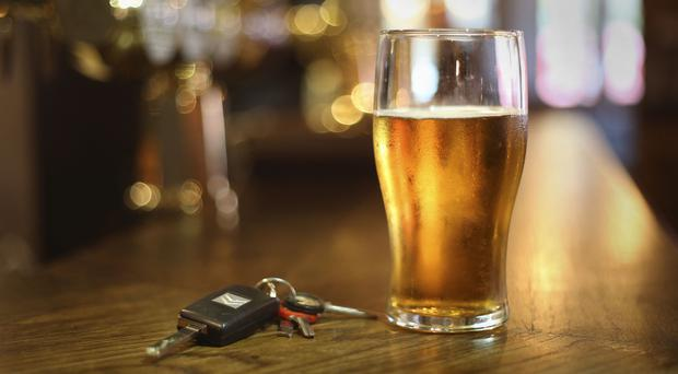Almost half of the drink-drive bikers killed on the roads were more than four times the limit, the research shows