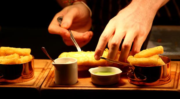 The Heron & Grey, in Blackrock, has been given a Michelin star to celebrate its culinary excellence