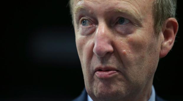Shane Ross was questioned at the Joint Committee of Transport, Tourism and Sport