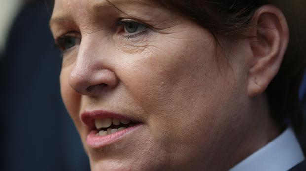 The Garda Commissioner said she would condemn any conspiracy or smear campaign against an officer