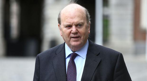 Finance Minister Michael Noonan says looking for evidence of political interference in a sale by Nama to Cerberus is a dead end