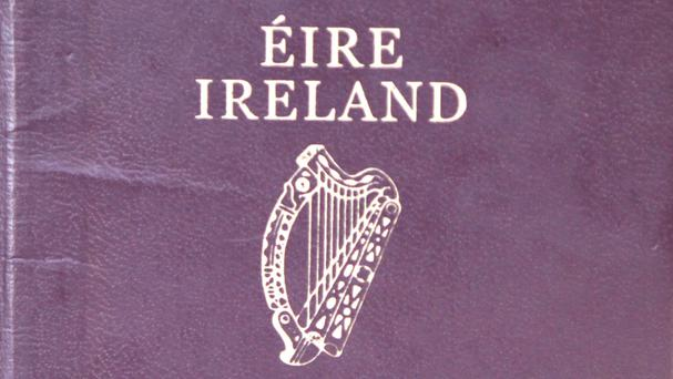 Anyone born on the island of Ireland is entitled to an Irish passport