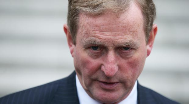 Enda Kenny appealed for respect for the members of the assembly, particularly on social media