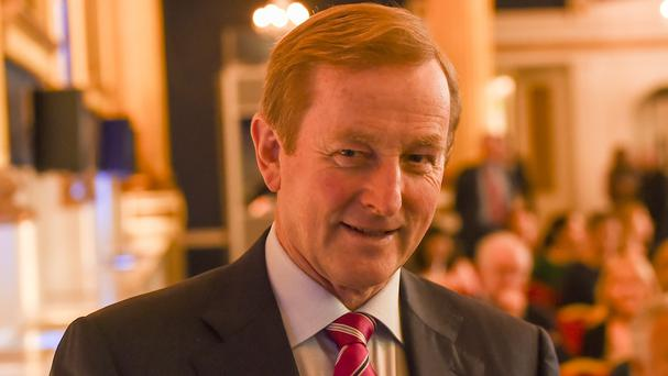 Enda Kenny is hosting the All-Island Civic Dialogue