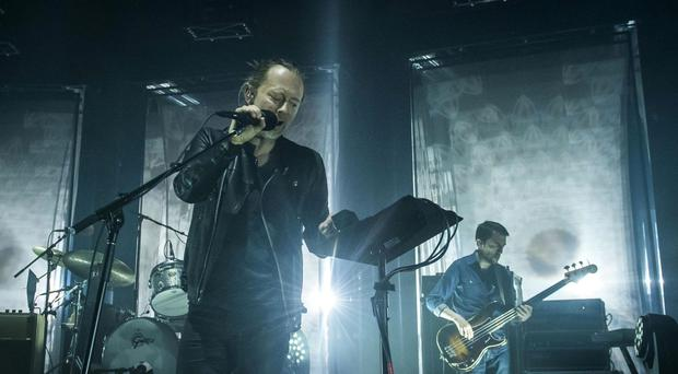 Radiohead will perform in Dublin in 2017
