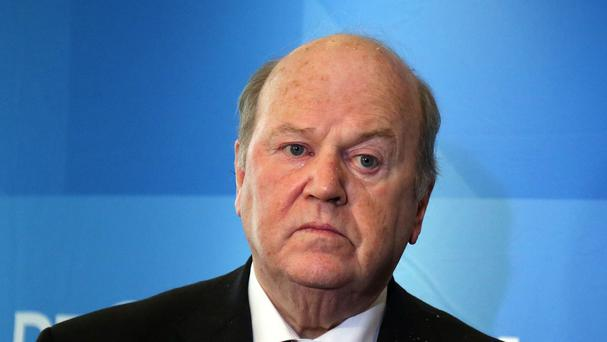 Michael Noonan said Brexit presented an important challenge for the Irish economy