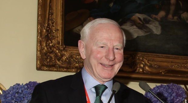 Patrick Hickey will be allowed to return home