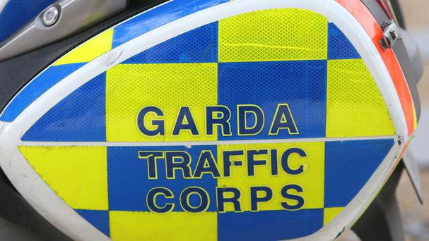 Gardai are investigating the unusual incident