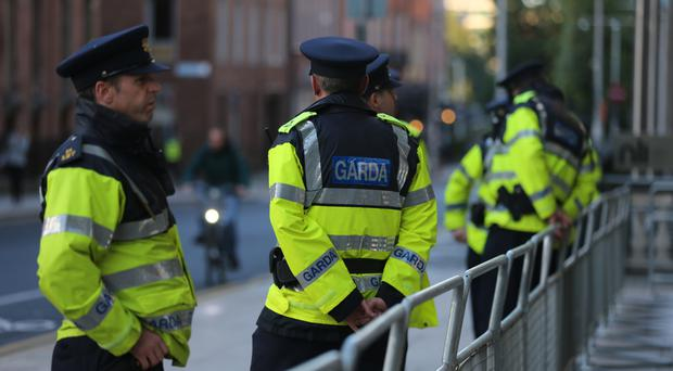 A 28-year-old man has been arrested and is being held at Henry Street Garda station in Limerick city