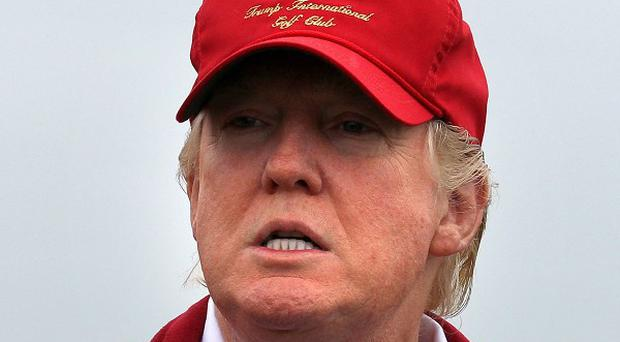 Donald Trump's plans to build a 2.8km sea rock barrier in erosion-hit dunes beside his Doonbeg Golf Links course had been branded 'naive'