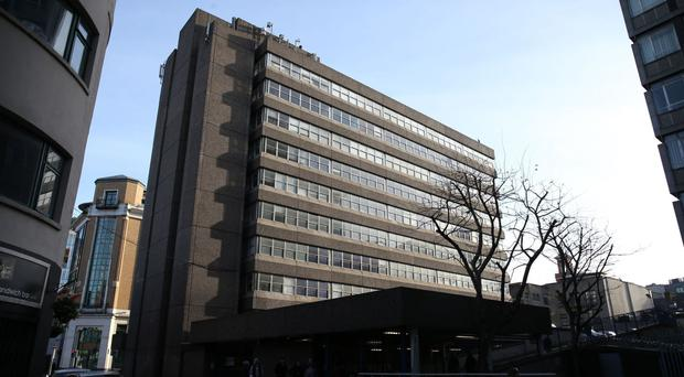 In the midst of the occupation, Mazars secured planning permission from Dublin City Council to demolish Apollo House and build a new office block