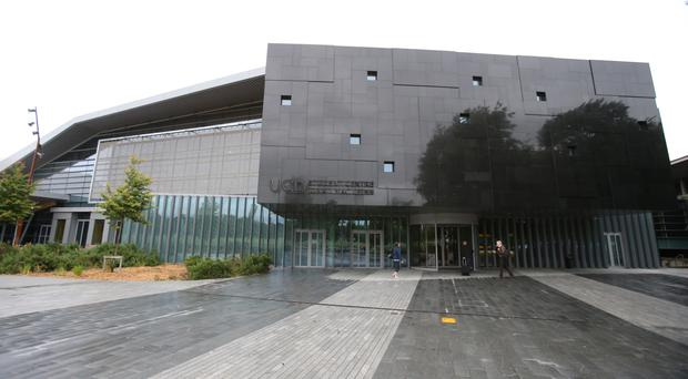 University College Dublin, which counts poet Anthony Cronin among its former students