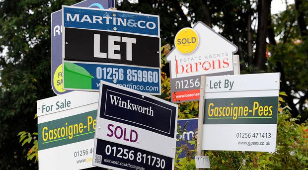In Dublin, prices have risen by an average of 102,000 euro since mid-2012