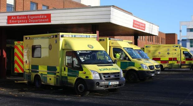 The Irish Medical Organisation called on Health Minister Simon Harris and other health managers to stop blaming a surge in flu illness