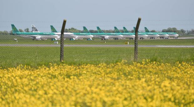 The brightest part of Ireland last year was Dublin Airport, according to Met Eireann's annual weather review