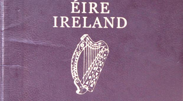 There has been a surge in demand for Irish passports