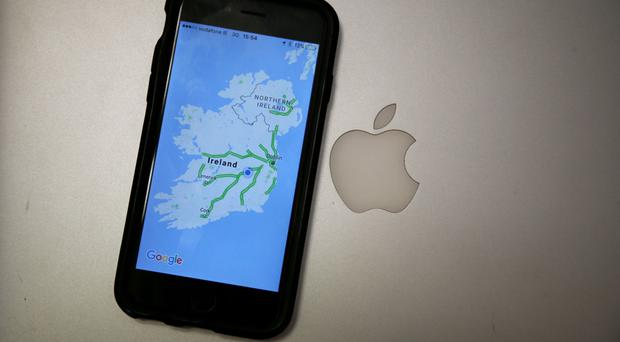 John McGuinness, chairman of the Oireachtas all-party Finance Committee, invited Tim Cook, chief executive of the global tech brand, to answer questions on the European Commission ruling