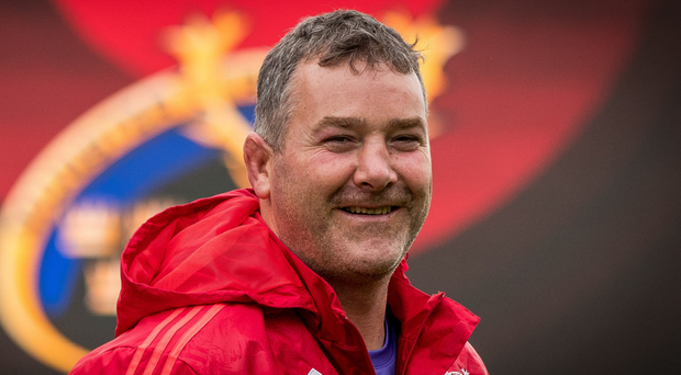 Remembered: the late Anthony 'Axel' Foley