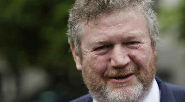Dr James Reilly lost his seat