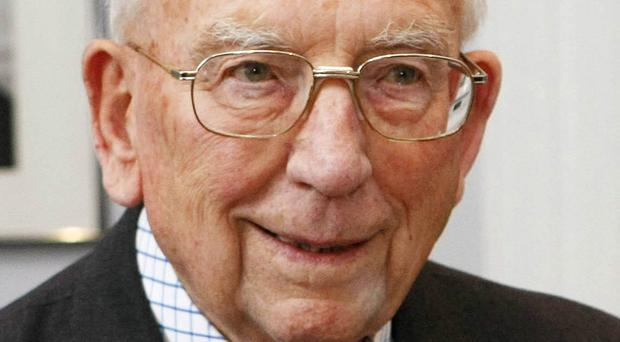Renowned public servant TK Whitaker was dubbed the architect of modern Ireland