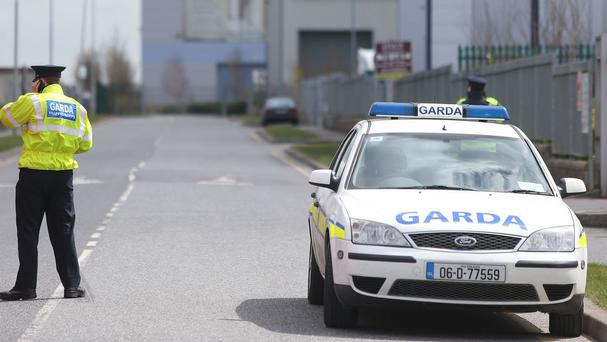 Gardai said the road was closed for several hours to allow forensic collision investigators on to the scene