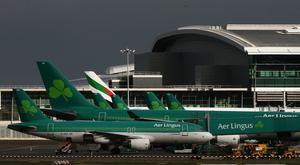 It is understood that two of three men arrested in an illegal immigration probe are Aer Lingus employees