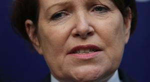 Garda Commissioner Noirin O'Sullivan said she would not take part in attempts to smear an officer's name