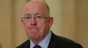 Foreign affairs minister Charlie Flanagan said preparations for the 'challenging' dialogue have been extensive and comprehensive