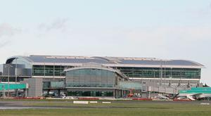 Three men have been remanded in custody in connection with alleged trafficking and immigration offences at Dublin Airport
