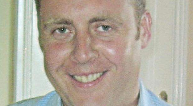 Adrian Donohoe was shot dead during a robbery at a credit union