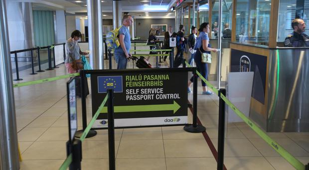 Dublin Airport is among the few in the world that offer pre-clearance by US immigration officials