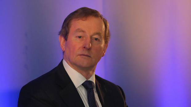 Speculation is mounting that Enda Kenny's days at the helm of a fragile and minority coalition government are numbered