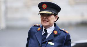 Noirin O'Sullivan was speaking after the force had been mired in controversy