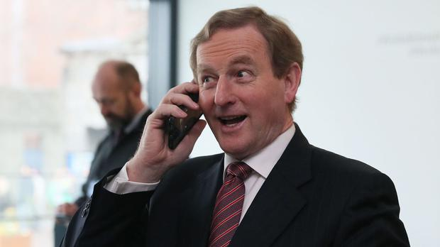 Taoiseach Enda Kenny said the move was an 'historic day for Travellers and a proud day for Ireland'