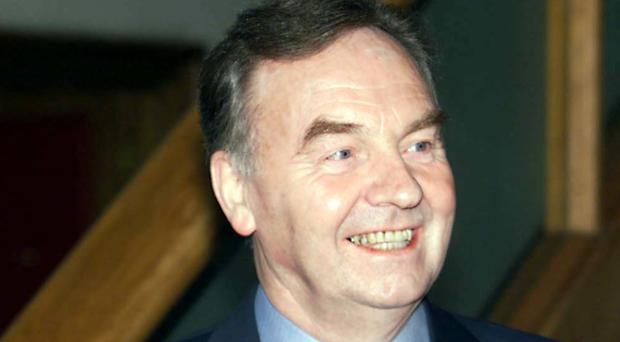 Former Irish education minister Michael Woods arranged a controversial indemnity deal with 18 religious orders