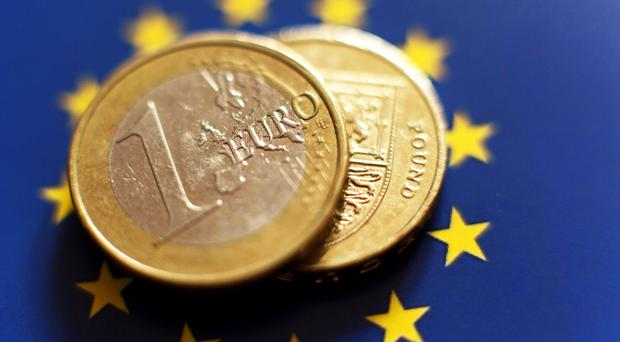 Irish shops have seen a dip in consumer confidence because of the devaluation of sterling, Retail Excellence Ireland said