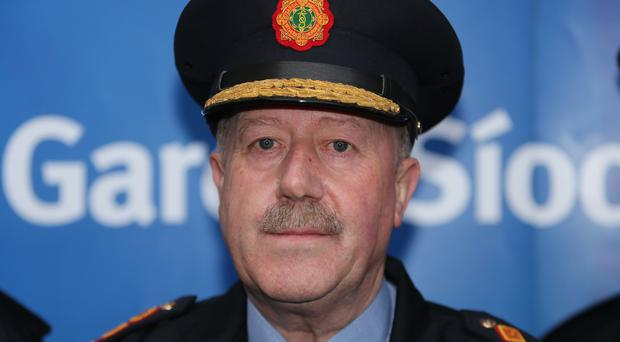 Garda Commissioner Martin Callinan quit in 2014 following the discovery of a hidden taping system