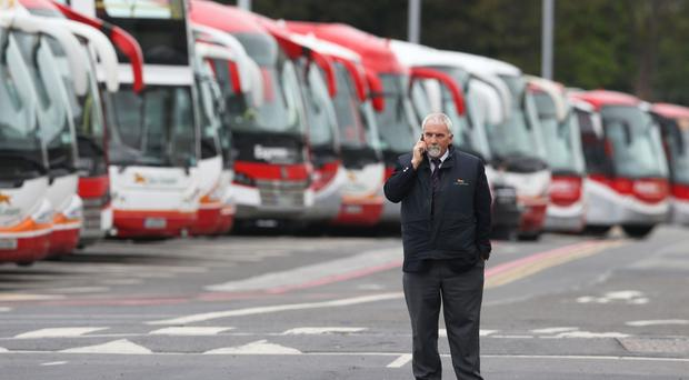 The National Bus and Rail Union and Siptu said their members at Bus Eireann were going back to work in time for the Easter holidays