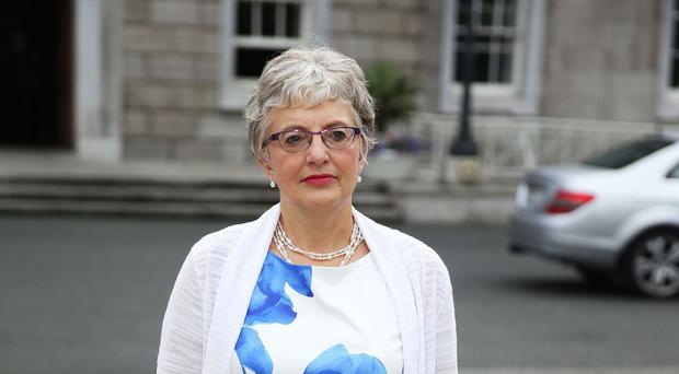 Katherine Zappone vowed to work with young people